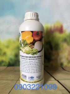 Chế phẩm Bồi dưỡng đất - Tăng trưởng cây - THT
